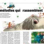 Interview Marie Henchoz - Sautecroche & Minicroche - 18 décembre 2012 Cooperation